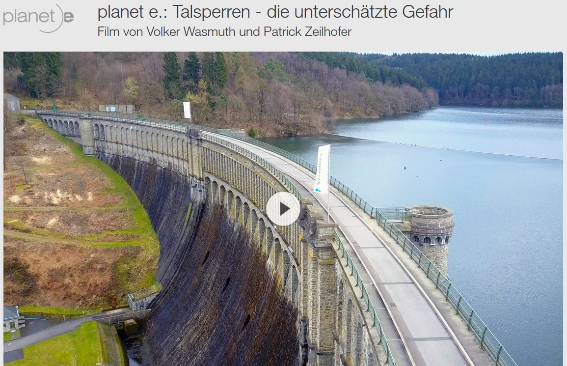 German TV documentary on dam safety